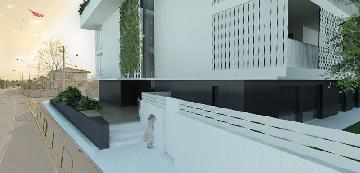 Palazzo Canova - appartamento piano secondo